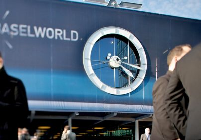 """Baselworld""  BaselWorld 2014: The Novelties Baselworld 404x282"