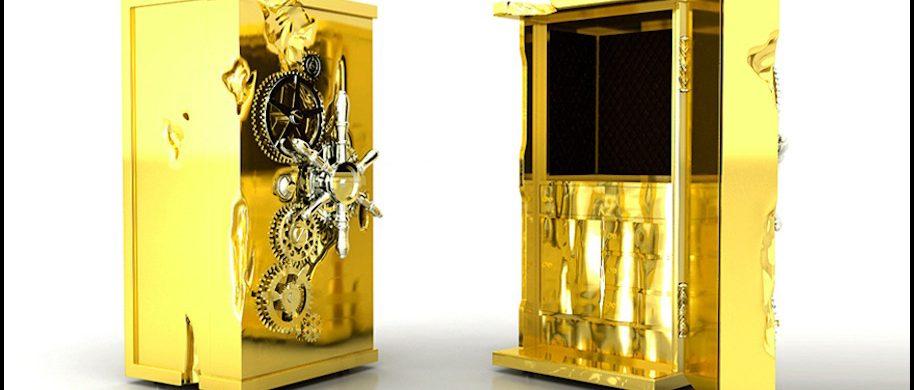 """Millionaire Safe""  Millionaire Safebox – Boca do Lobo MILLIONAIRE safe 914x390"