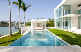 """Amazing Tropical House in Miami Beach""  Amazing Tropical House in Miami Beach 20 14 324x208"