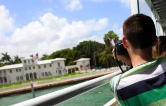"""miami celebrity houses""  Miami is officially a first-class place to live miami boat tour 3 01 324x208"