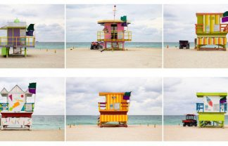 """The Most Beautiful Lifeguard Houses in Miami""  The Most Beautiful Lifeguard Houses in Miami timthumb 324x208"