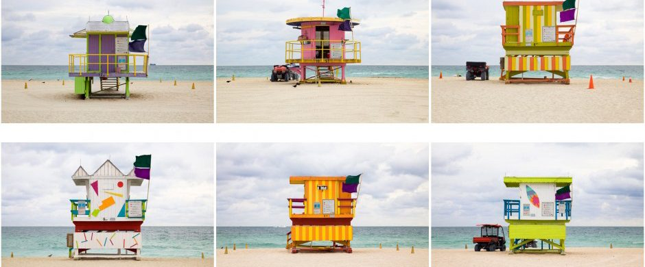 """The Most Beautiful Lifeguard Houses in Miami""  The Most Beautiful Lifeguard Houses in Miami timthumb 940x390"