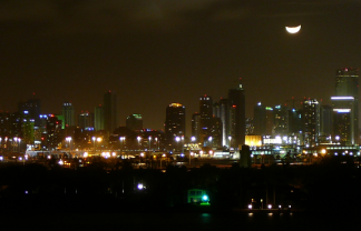 """The most famous persons in Miami are""  The most famous persons in Miami are… Moon over Miami 324x208"