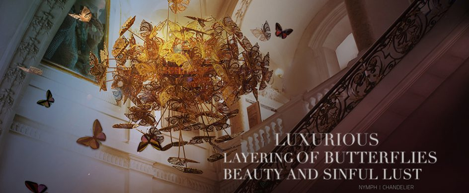 """How luxury furniture are made?""  How luxury furniture are made? nymph chandelier 944x390"