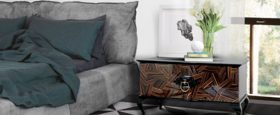 10 Luxury Bedroom Decor Ideas 10 Luxury Bedroom Decor Ideas GUGGENHEIM Nightstand Boca do Lobo 221133 vrel232b9a86 944x390