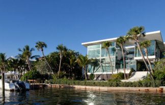 Coral Gables Waterfront Residence fromTouzet Studio cover21 324x208