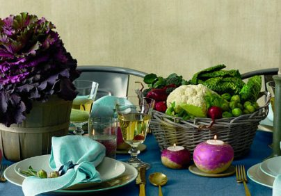 Dining Table Inspirations For Thanksgiving.