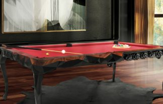 modern gaming room 15 Playing Tables for a Modern Gaming Room royal snooker cover 324x208