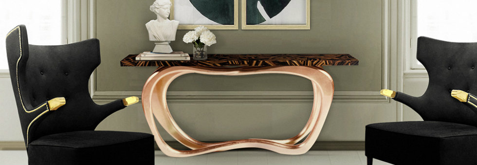 Top 15 Modern Console Tables for your Home Infinity 4