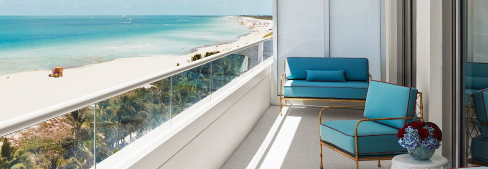 luruxy hotel, design hotel, best Miami hotel, faena hotel Miami beach, hospitality decor  Faena Hotel Miami Beach the most coveted spot in town OCEANFRONT CORNER SUITE Room Image 2 1280x853