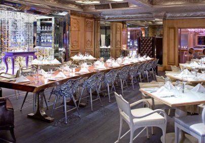 francois frossard design THE LUXURIOUS FORGE RESTAURANT BY FRANCOIS FROSSARD DESIGN IN MIAMI dining web Copy 404x282