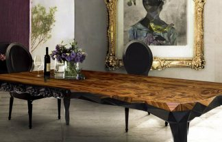 Thanksgiving Day The Perfect Modern Dining Tables for the Thanksgiving Day Top 10 Black Dining Rooms that will Delight You10 e1472635766643 324x208