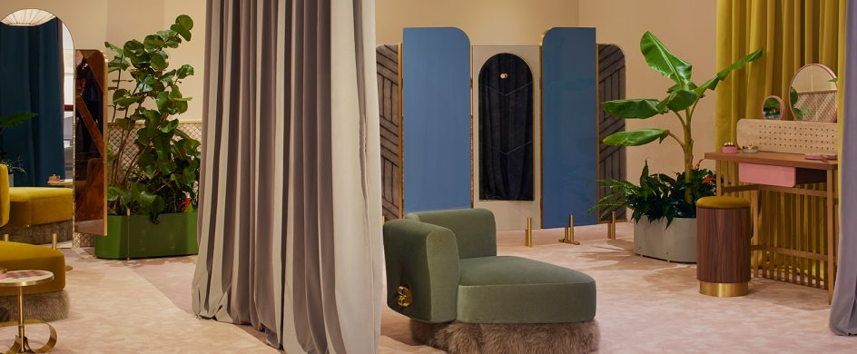 "Design Miami 2016 Fendi's ""The Happy Room"" at Design Miami 2016 fendi the happy room design miami designboom 1800 944x390"