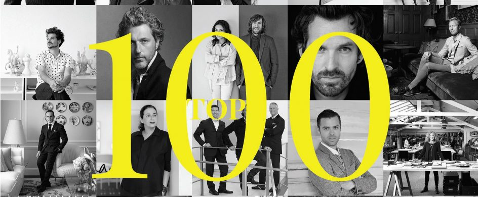 Top 100 Interior Designers Top 100 Interior Designers by Boca do Lobo & COVETED Magazine – PART I 100top 944x390