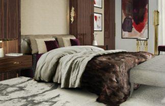 2017 Bedroom trends 2017 Bedroom trends: Wall Texture Ideas Villa BB 324x208