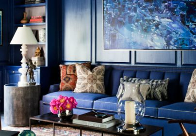 blue living rooms 10 Lavish Blue Living Rooms to Inspire you zach desart 1 1 404x282