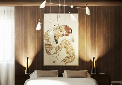 DREAMY MASTER BEDROOM GET YOUR DREAMY MASTER BEDROOM WITH THIS 25 DECOR IDEAS Bed Hotel Delightfull 01 404x282