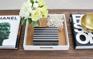 COFFEE TABLE FASHION BOOKS 10 STYLISH COFFEE TABLE FASHION BOOKS TO TAKE YOUR LIVING ROOM Stylish Black White Coffee Table Books2 324x208