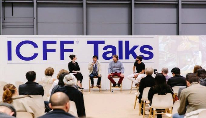 DESIGN CONFERENCES ICFF NY 2017: TOP DESIGN CONFERENCES YOU CAN'T MISS icff talks cover 680x400 680x390